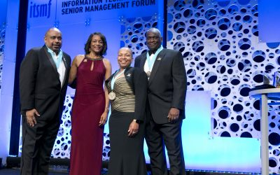 Induction of the 2018 ITSMF Fellows